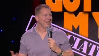 Gary Owen & his first day at boot camp