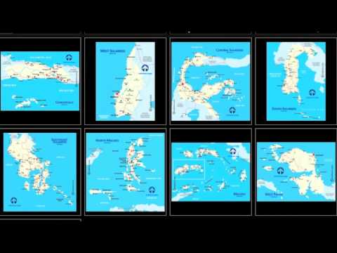 Indonesia Map HD, Your Convenient Personal Map