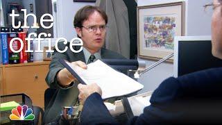 Dwights Job Interviews - The Office