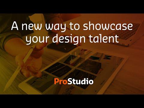 ProStudio showcase talent