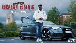 Wynts - Broke Boys (Official Music Video) | Prod. By Nish | BHL | New Drill Song 2021