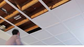 SnapClip - Ceilings With The Look Of Custom Mill Work In A DIY Kit!