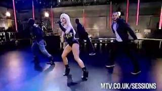 Lady GaGa - Poker Face (Live @ MTV Sessions)