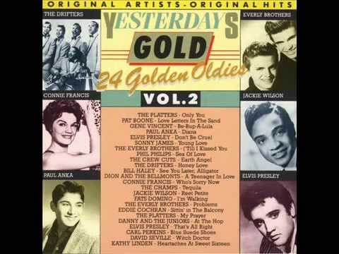 Titel: 24 Golden Oldies 50s An 60s Enjoy