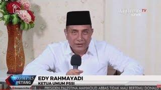 Viral Video Wawancaranya dengan Aiman, Edy Rahmayadi Ungkap Sosok Wartawan di Matanya