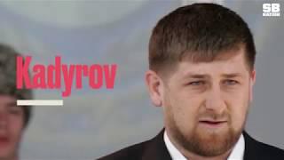 How the UFC is handling Ramzan Kadyrov