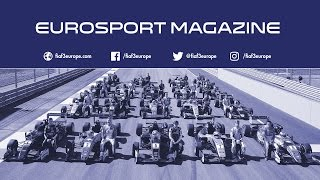 In case you missed the FIA F3 Eurosport Magazine on TV the