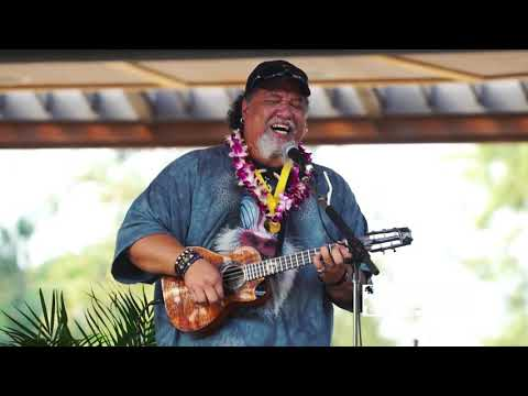 "Amazing cover of ""Hallelujah"" by Hawaii legend Willie K, who lost his life to cancer yesterday"