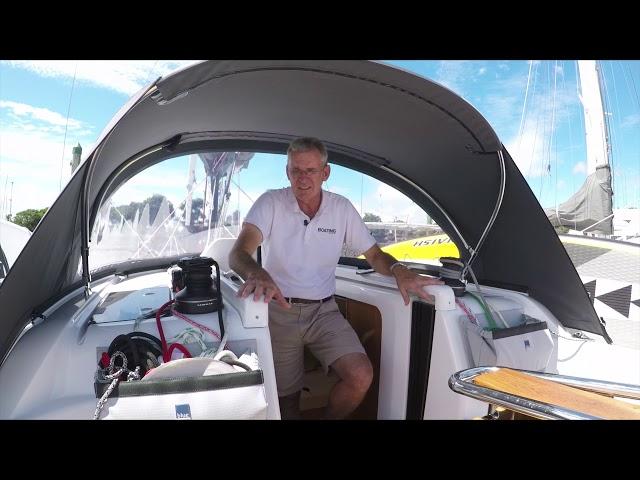 Boat Review - Dehler 34 With Lawrence Schaffler