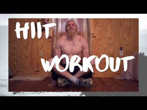 Advanced Hiit Workout!