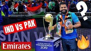 India Vs Pak in Emirates Suite 🔥🔥🔥