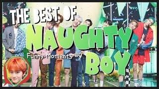PENTAGON: The Best Of Naughty Boy | Funny Moments #9