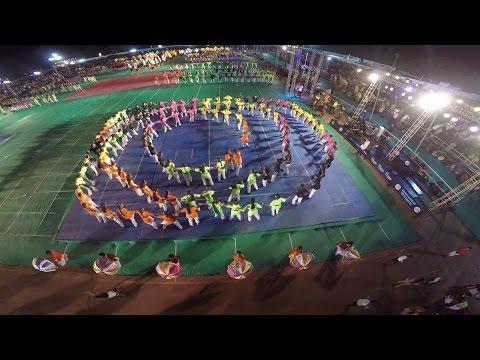 Khel Mahakumbh 2016 Theme Song Dance
