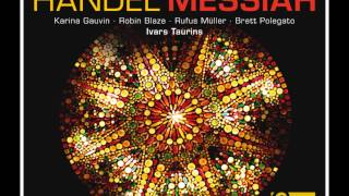Handel Messiah, Bass Air: The people that walked in darkness