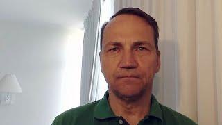 Radosław Sikorski: Elżbieta Witek popełniła przestępstwo