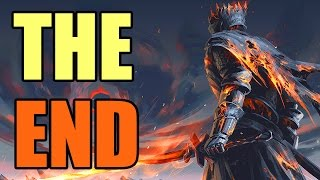 THE END (Dark Souls 3) - Ending