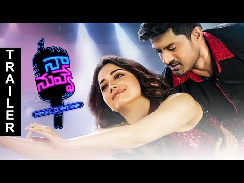 Naa Nuvve  Telugu Trailer and Nandamuri Kalyan Ram and Tamannaah and Sharreth and Jayendra  P C Sreeram
