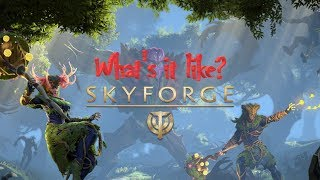 Skyforge - What's it like? Part 7 - Video Youtube
