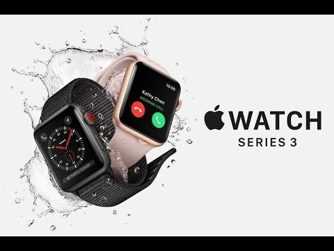 Apple Watch Series 3 & Airpods Unboxing + Review