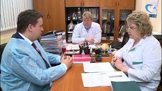 Губернатор Андрей Никитин посетил областной клинический родильный дом