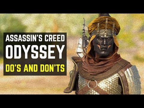 Assassin's Creed Odyssey - Do's And Don'ts Mp3