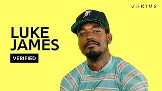 "Luke James ""Drip"" Official Lyrics & Meaning | Verified"