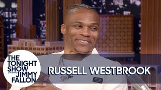 Russell Westbrook Reacts to His NBA 2K20 Player Rating