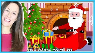 Jolly Old Saint Nicholas Children Song | Christmas song for Kids | Patty Shukla