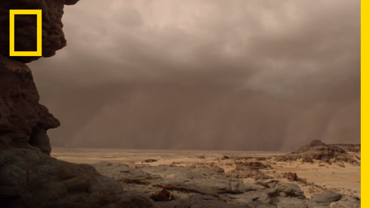 Mega Dust Storms | MARS thumbnail