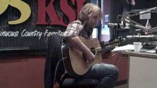 "Adam Gregory performs ""Down the Road"""
