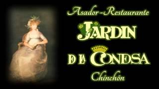 preview picture of video 'Asador Restaurante Jardín de la Condesa, para comer en Chinchón. Bodas, Bautizos y Comuniones 1'
