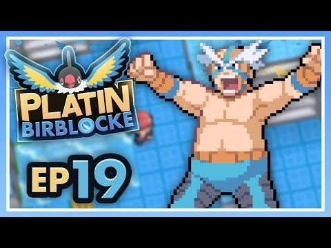 Im Vogelbecken! - Pokémon Platin Birblocke - [19]