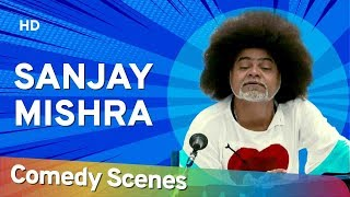 Sanjay Mishra Comedy - (संजय मिश्रा हिट्स कॉमेडी) - Hit Comedy Scenes - Shemaroo Bollywood Comedy - Download this Video in MP3, M4A, WEBM, MP4, 3GP