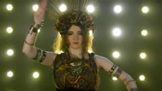 Мария Купрюнина, преподаватель TRIBAL DREAM, подборка видеороликов танцовщицы!