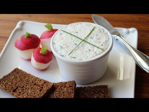 Smoked Trout Schmear – Easy Smoked Trout Spread Recipe