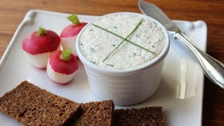 Smoked Trout Schmear - Easy Smoked Trout Spread Recipe