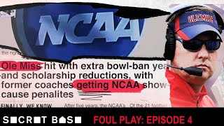 Foul Play: The NCAA punishes Ole Miss and avoids fully addressing recruiting's underground economy thumbnail