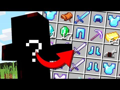 Finding the RAREST Random Minecraft Drop (Randomizer Finale)