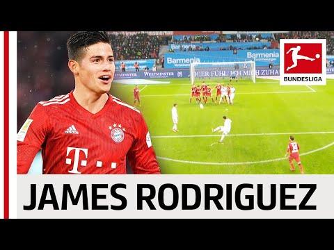 James Rodriguez – All Goals and Assists