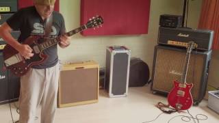 Down Payment Blues Excerpt - Storm on Vintage Marshall 2204