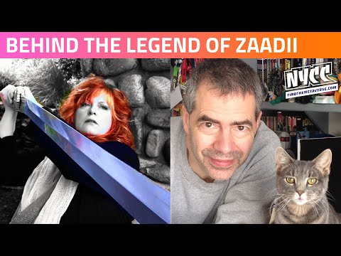 The Story behind The Legend of Zaadii with Gail Simone and Jim Calafiore