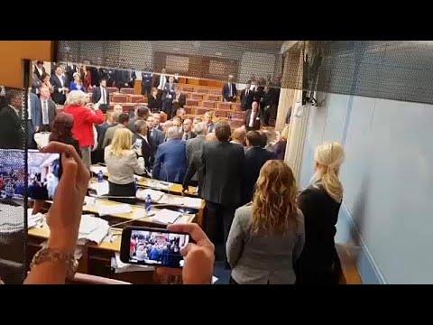 Μαυροβούνιο: Επεισόδια και διαδηλώσεις με αφορμή την ψήφιση νόμου για την «θρησκευτική ελευθερία»…