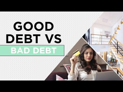 , title : 'How To Tell Which Debt Is Good Vs Bad | The 3-Minute Guide