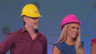 Home Improvement Expert Eric Stromer Lays Down the Hammer on Slade's Shed