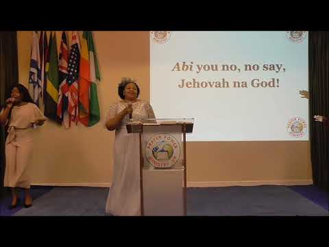 Recover Your DESTINY in TOTALITY by Prophetess Chrissy Ogbuagu