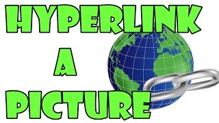 how to hyperlink a picture