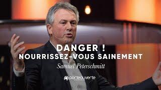 DANGER ! NOURRISSEZ-VOUS SAINEMENT