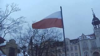 preview picture of video 'Biało-czerwona Wejherowo'
