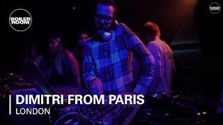 Dimitri From Paris Boiler Room London DJ Set