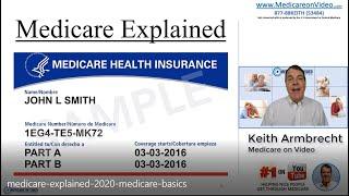 ✅ Medicare Explained 2020 - Medicare Basics